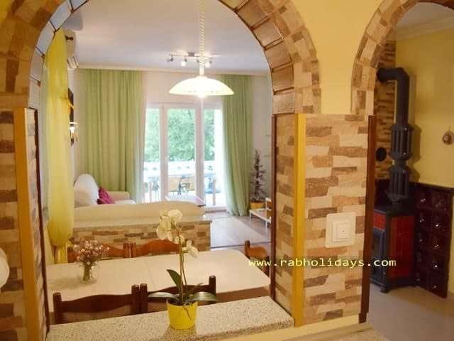 Apartment located in Kampor rab croatia