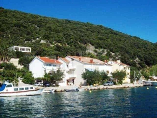 1 maison, chambres ou la appartement croatie