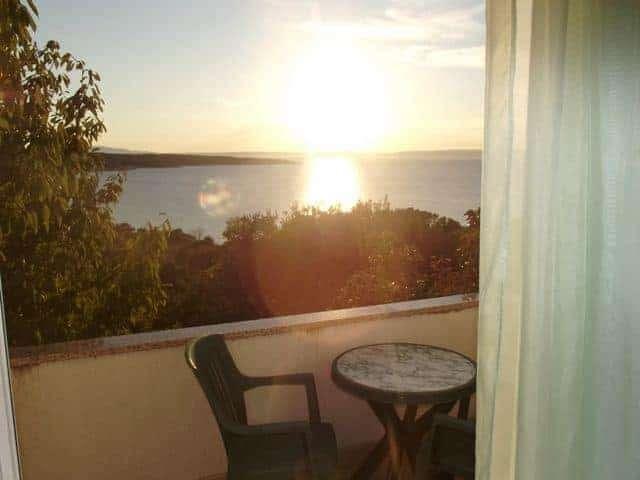 croatie adriatique chambres