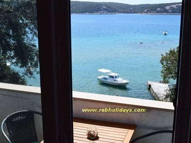 rab apartment in croatia