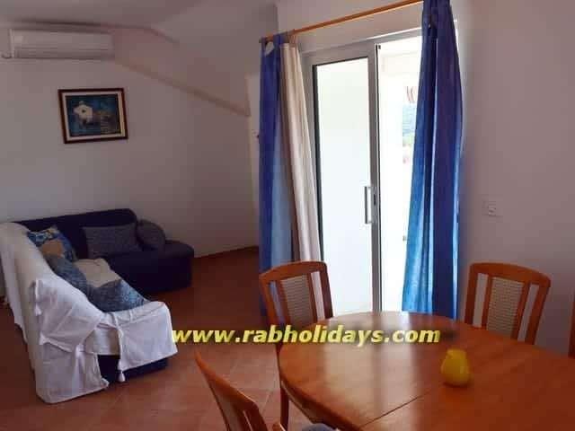 private accommodation croatia rab