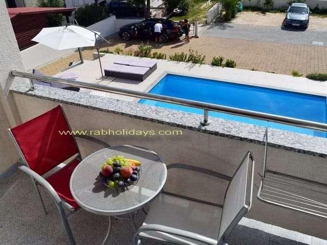 swimming pool villa adriatic