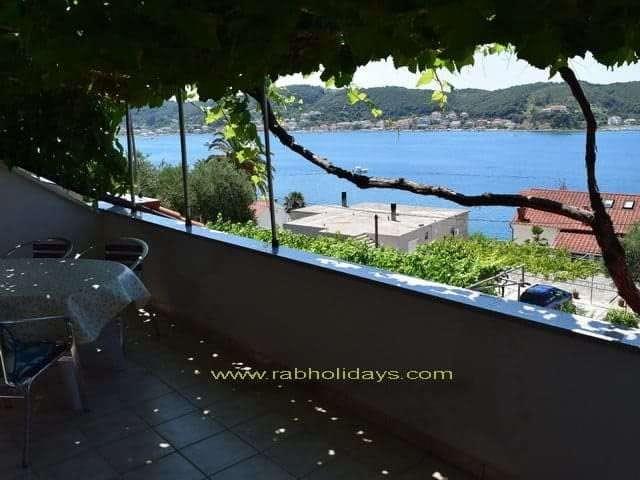 croatia apartment rab island