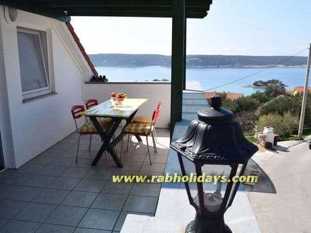 Croatia island Rab apartment