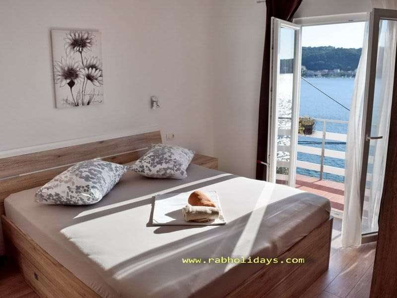 house with 2 bedrooms in croatia