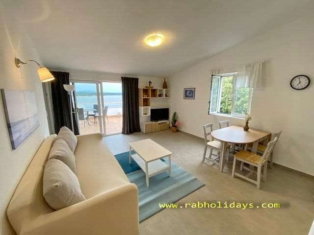 adriatic island rab apartments