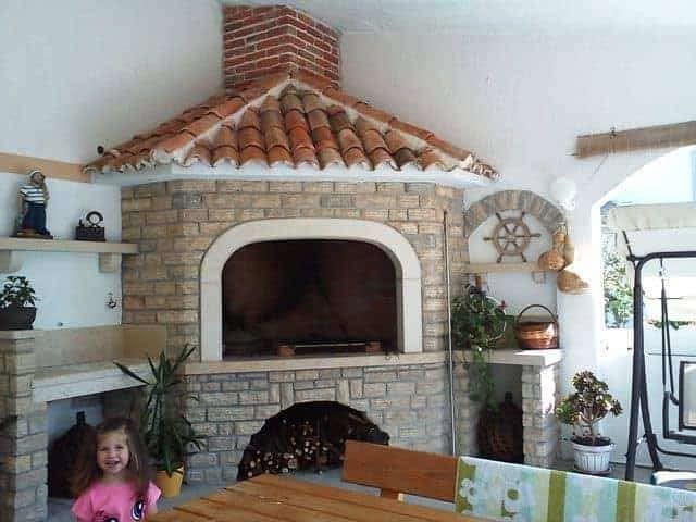 vacation home on island rab croatia