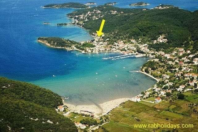 wohnungen am strand kroatien
