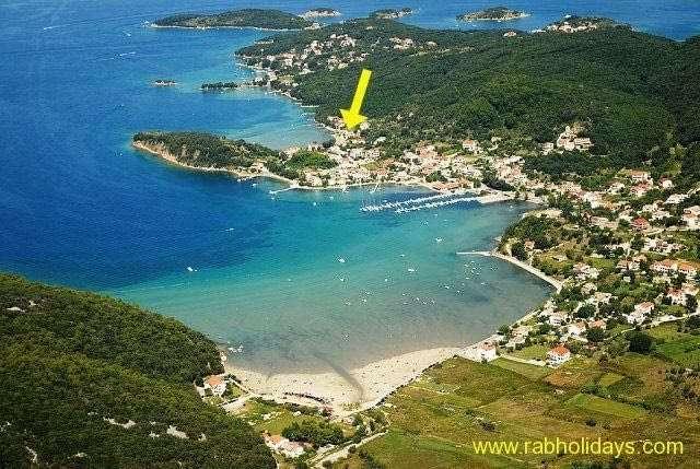 ferienhaus am meer kroatien