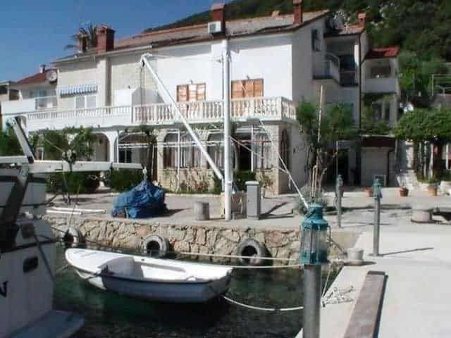 croatian islands accommodation