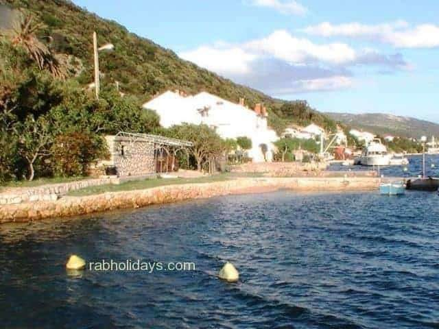 appartements en bord de mer adriatique