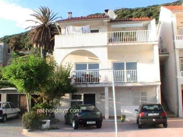 maison, chambres ou la appartement croatie