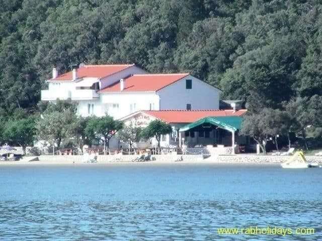 kampor island rab croatia