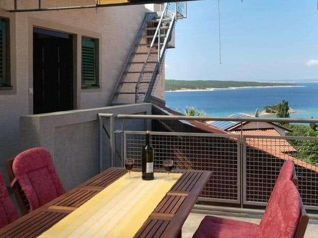 holiday house in croatia