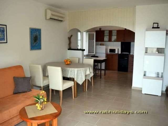 adriatic island rab apartments