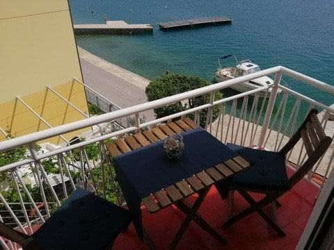 private rooms with balcony croatia