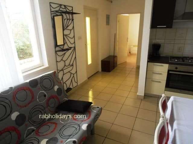 croatia apartments on island rab