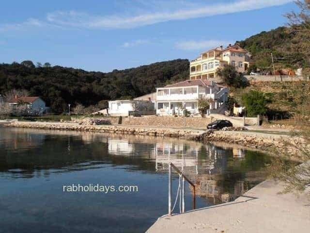 Hébergement meer adriatique croatie