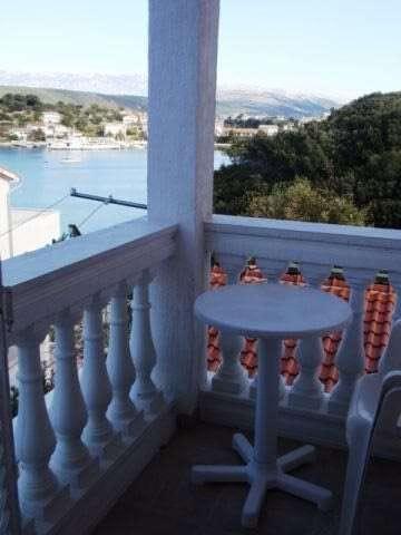 croatian islands seaview apartments