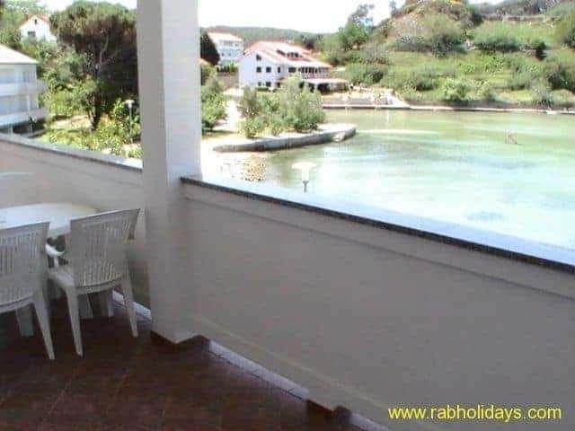 rent island rab apartments