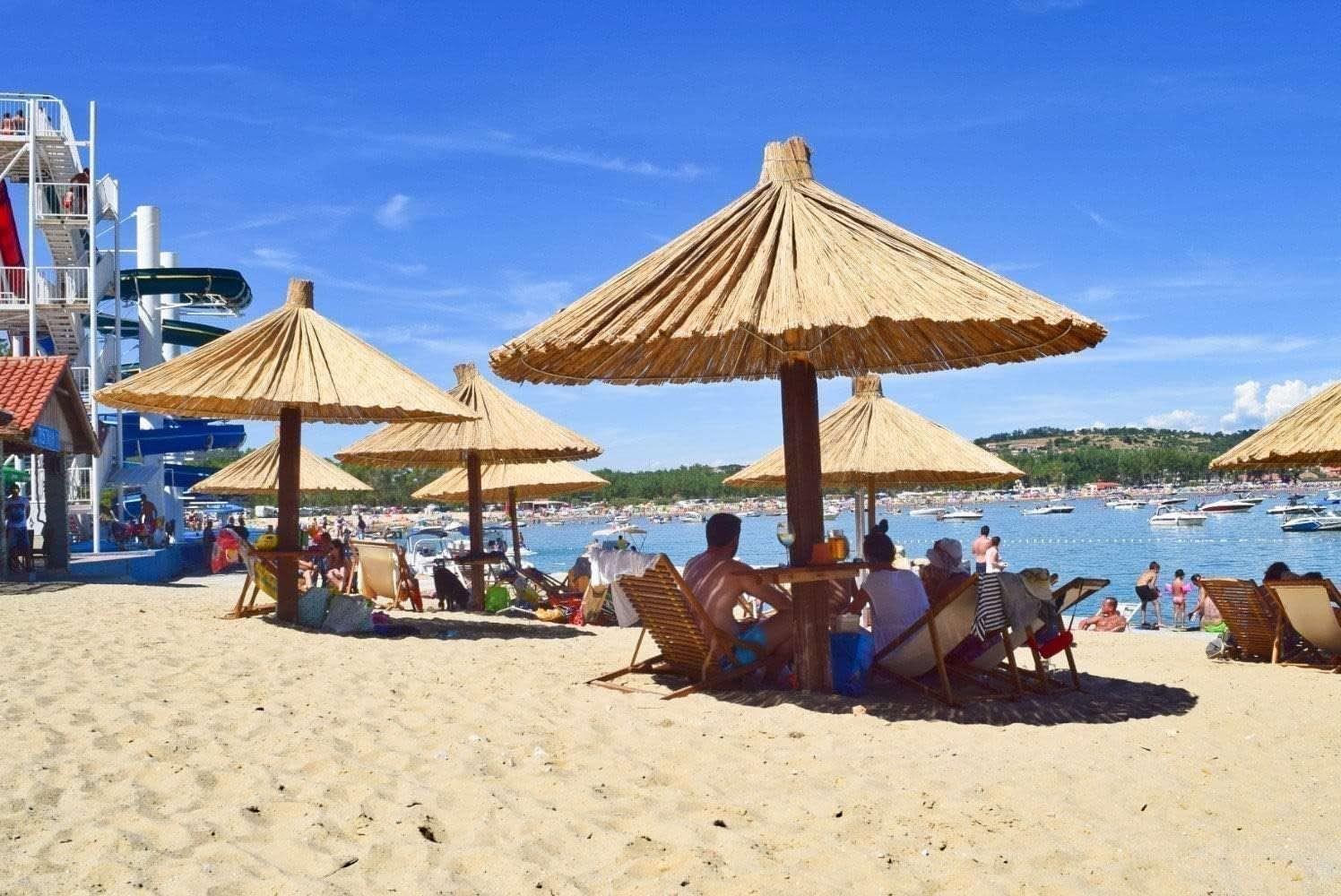 rab beaches