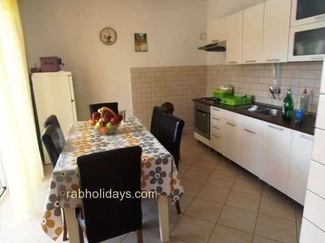cucina-appartamento-croazia