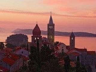 Kroatische Adriainsel