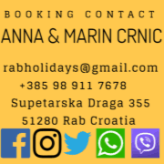 rab holidays contact