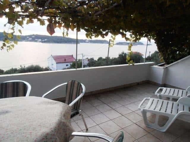 balcony sea view adriatic