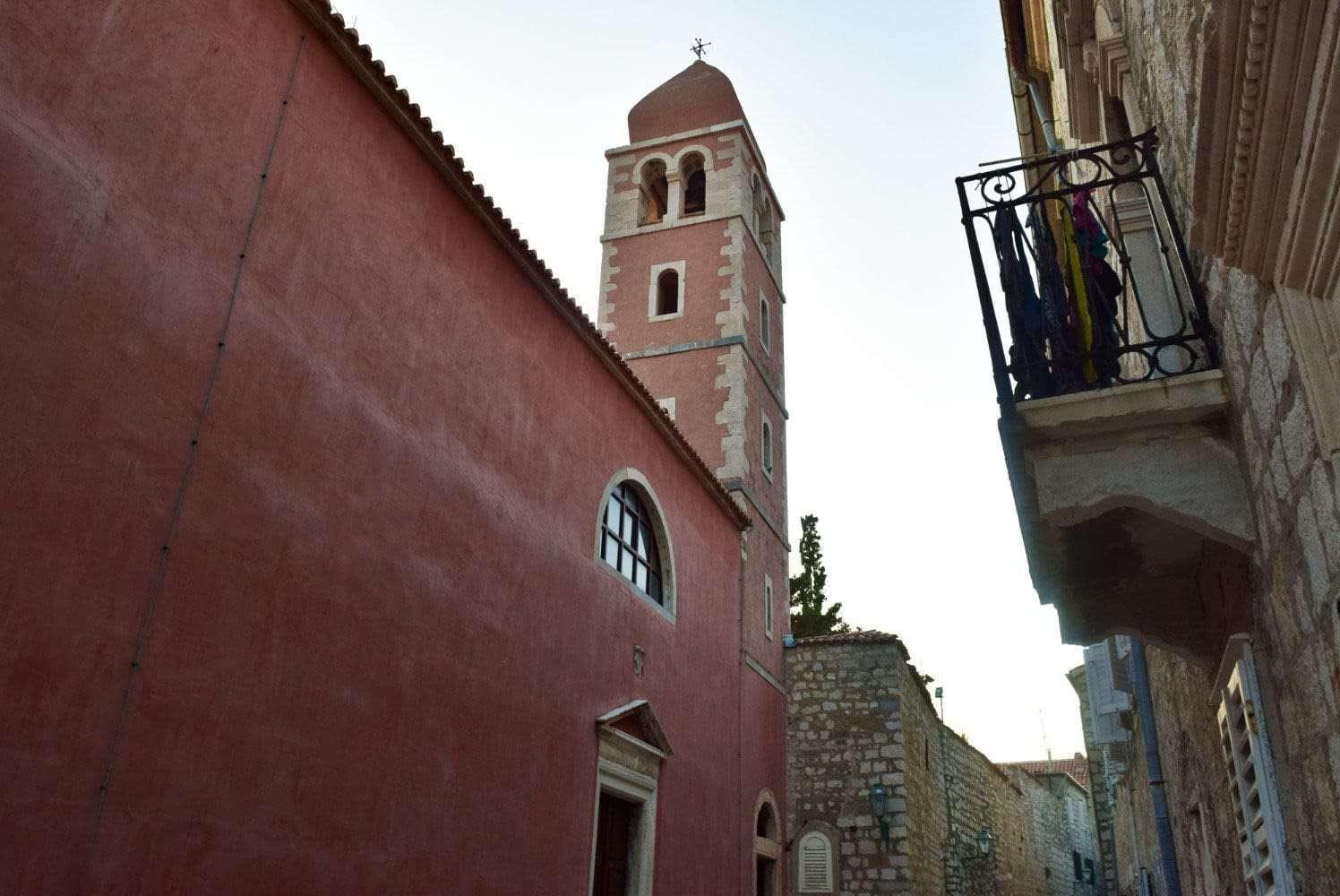 traveling croatian destinations