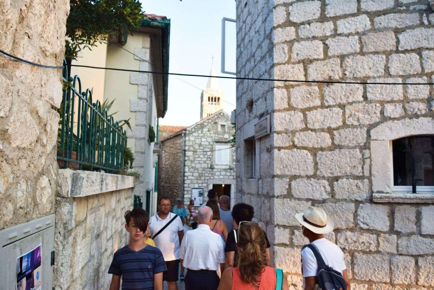 reise blog rab kroatien