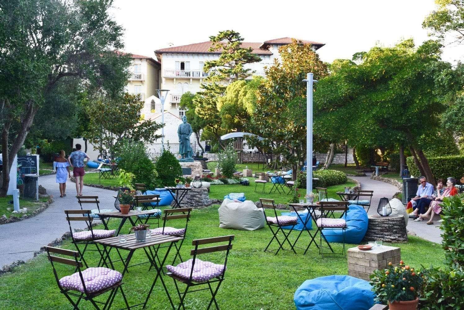 travel blog rab croatia